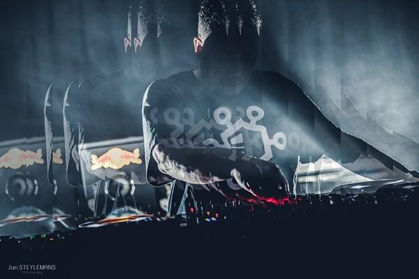 DJ Delano Smith performing at Charivari 2017. - PHOTO VIA CHARIVARI DETROIT FACEBOOK PAGE