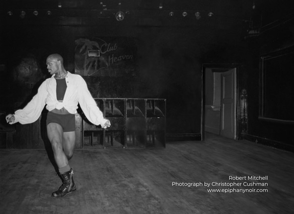 Club Heaven was an after hours safe space primarily for Detroit's black gay men. - PHOTOGRAPH BY CHRISTOPHER CUSHMAN