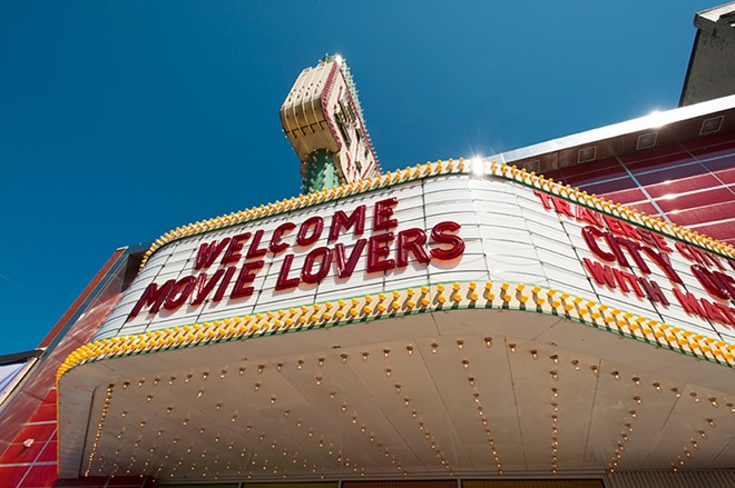 The Traverse City Film Festival draws thousands of visitors each year. - COURTESY PHOTO