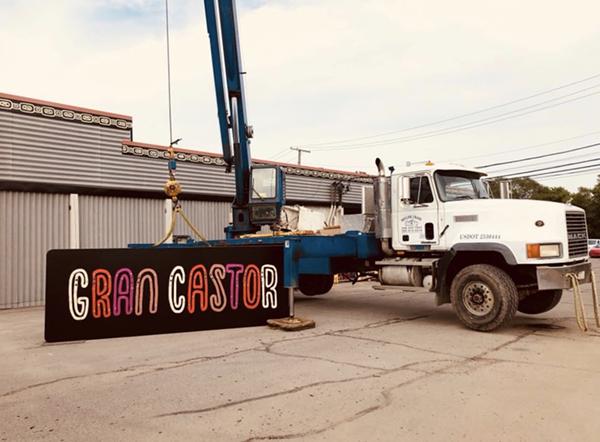 GRAN CASTOR/FACEBOOK