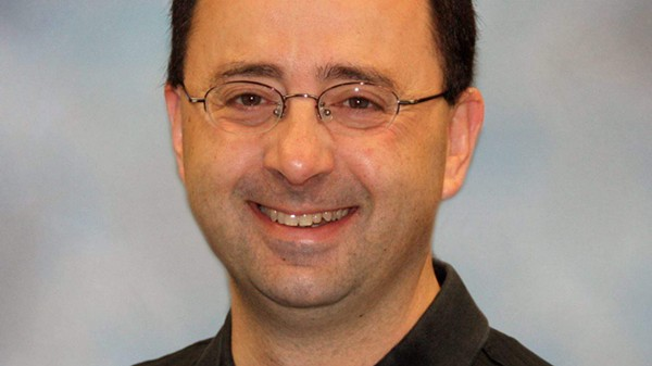 Former MSU-gymnastics physician, Larry Nassar is currently serving multiple life sentences for sexual assault.