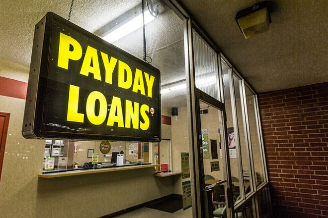 Most payday loan borrowers in Michigan re-borrow within 60 days. - TONY WEBSTER/FLICKR