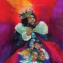 KOD'S COVER ART BY DETROIT ARTIST SIXMAU