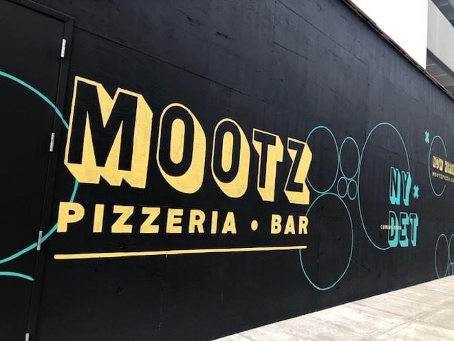 Mootz Pizzeria and Bar is coming to Library St. - DEVIN CULHAM