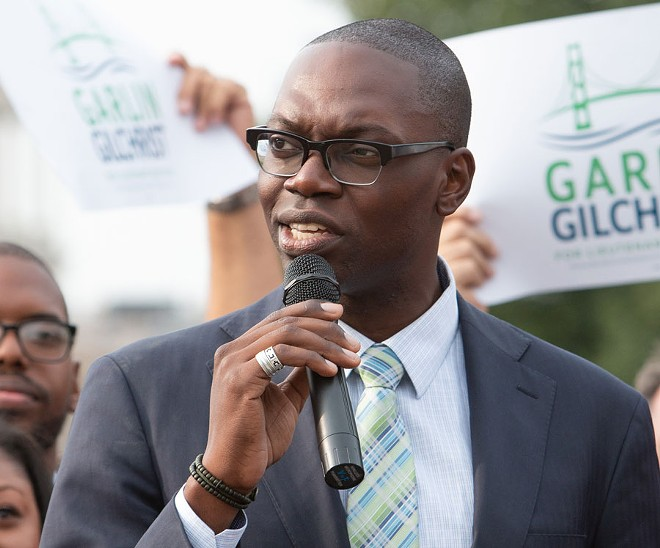 Garlin Gilchrist II. - COURTESY PHOTO
