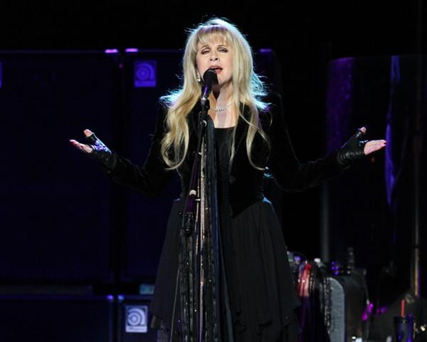 Stevie Nicks - SHUTTERSTOCK