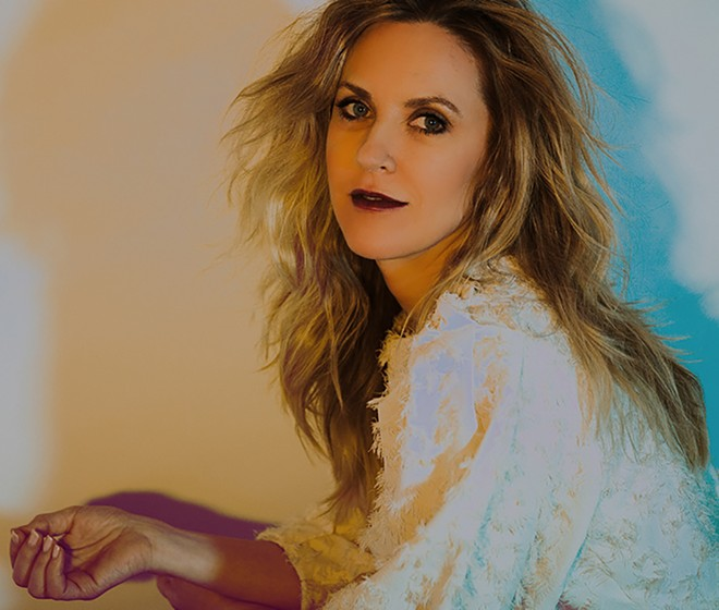 Liz Phair. - PHOTO COURTESY OF ARTIST, BY ELIZABETH WEINBERG