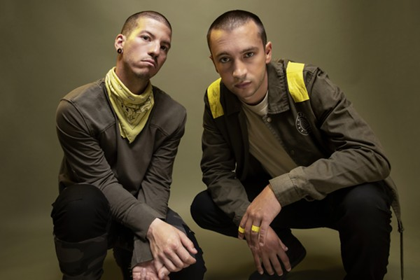 Twenty One Pilots - PHOTO PROVIDED BY FUELED BY RAMAN