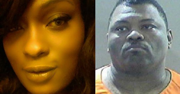 Kelly Stough, left, and Albert Weathers. - STOUGH PHOTO VIA FACEBOOK, WEATHERS MUGSHOT VIA CITY OF DETROIT
