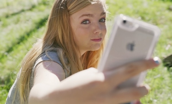 Elsie Fisher stars in Eighth Grade. - COURTESY OF A24