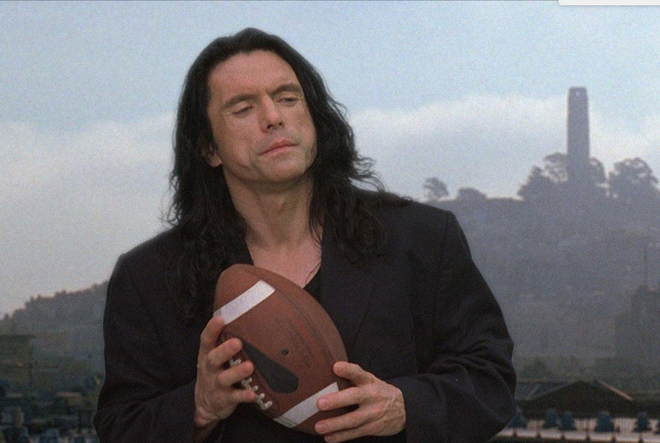 TOMMY WISEAU PRODUCTIONS