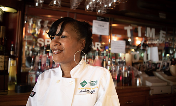 Chef-owner Mashelle Sykes. - COURTESY OF FUSION FLARE KITCHEN & COCKTAILS