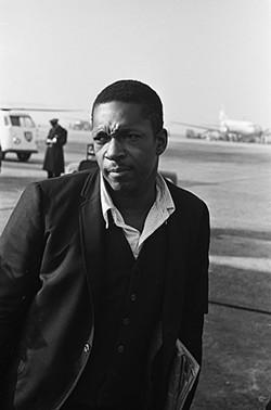 John Coltrane. - THE DUTCH NATIONAL ARCHIVES VIA WIKIPEDIA COMMONS