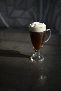 Otus Supply's Irish-ish Coffee. - JERILYN JORDAN