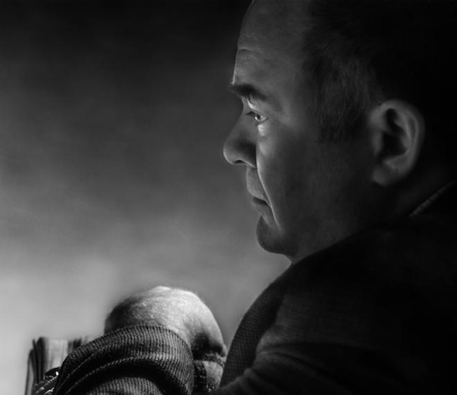 Joel Mitchell as Willy Loman - BRANDY JOE PLAMBECK