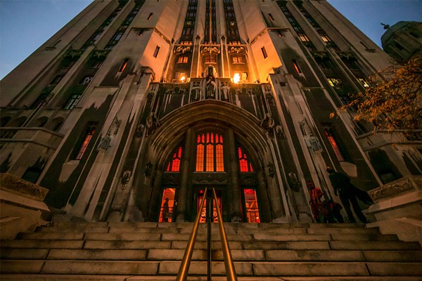 The Masonic Temple. - MARC NADER