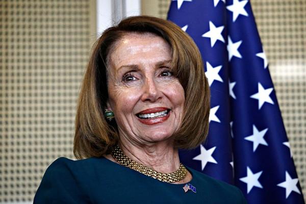 House Speaker Nancy Pelosi. - ALEXANDROS MICHAILIDIS / SHUTTERSTOCK