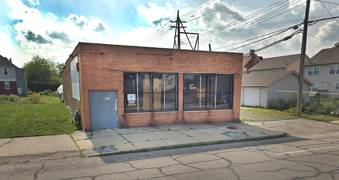 The future home of Tenacity Brewing in Virginia Park. - GOOGLE STREETVIEW