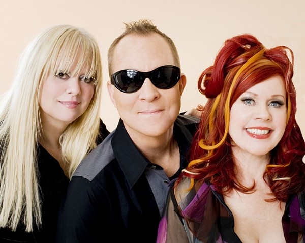 COURTESY OF THE B-52S