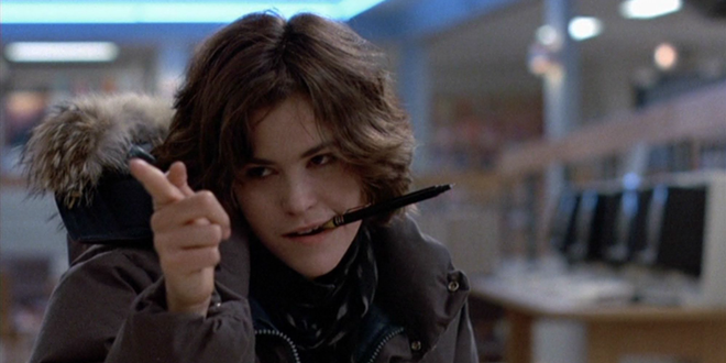 Ally Sheedy is all of us tbh. - UNIVERSAL