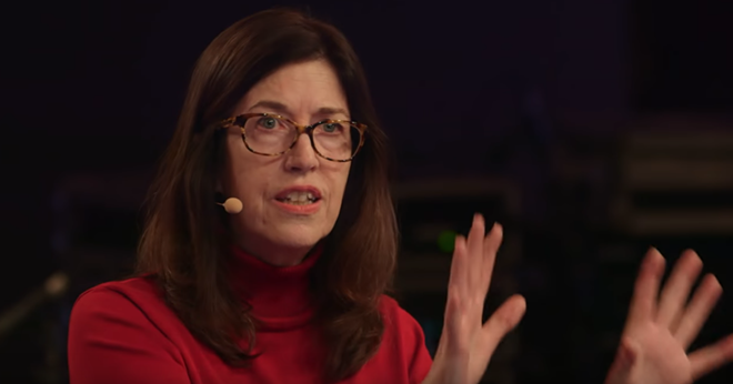 Susan Rogers. - SCREENGRAB/YOUTUBE