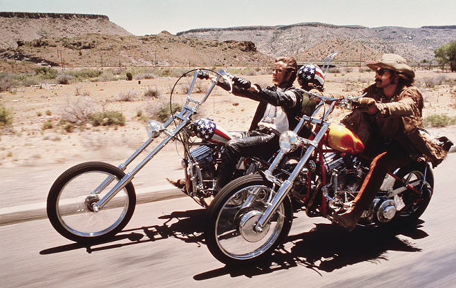 Easy Rider. - COLUMBIA PICTURES