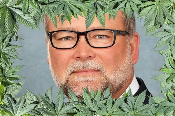 Former Senate Majority Leader-turned cannabis consultant Arlan Meekhof. - SHUTTERSTOCK/MICHIGAN.GOV