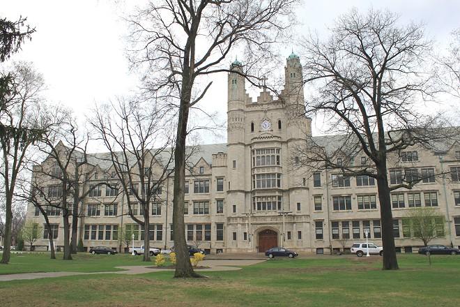 Marygrove College's campus. - DWIGHT BURDETTE, FLICKR