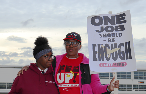 Shandolyn Lewis (right) with her 12-year-old daughter Ariana. - COURTESY OF SHANDOLYN LEWIS