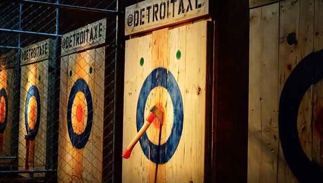 DETROIT AXE / FACEBOOK