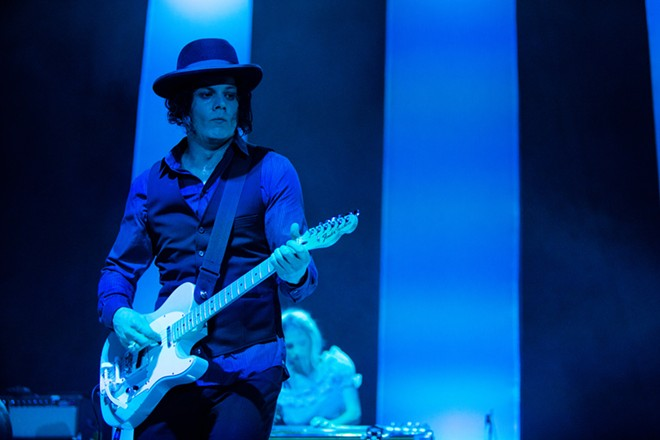 Jack White. - MPH PHOTOS / SHUTTERSTOCK.COM