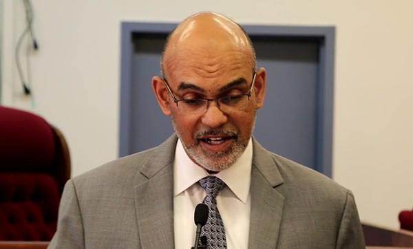 Wayne County Treasurer Eric Sabree. - WAYNE COUNTY