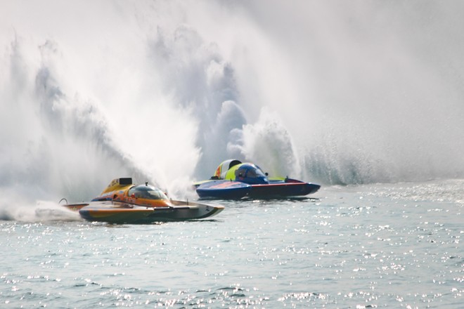 PHOTO COURTESY OF METRO DETROIT CHEVY DEALERS HYDROFEST
