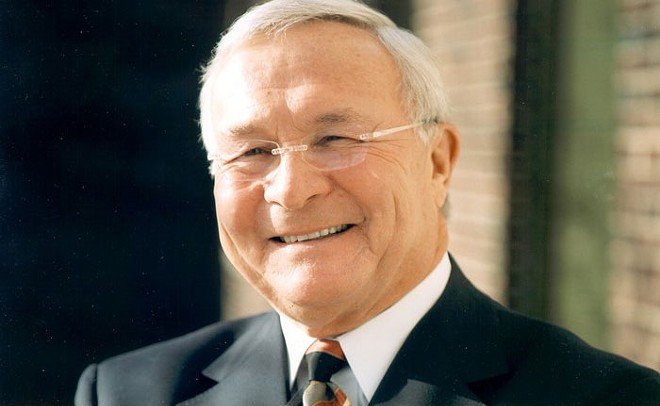 Former Oakland County Executive L. Brooks Patterson. - L. BROOKS PATTERSON/FACEBOOK