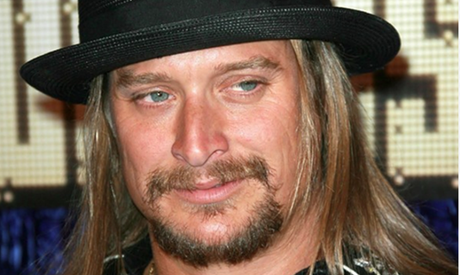 Kid Rock. - SHUTTERSTOCK