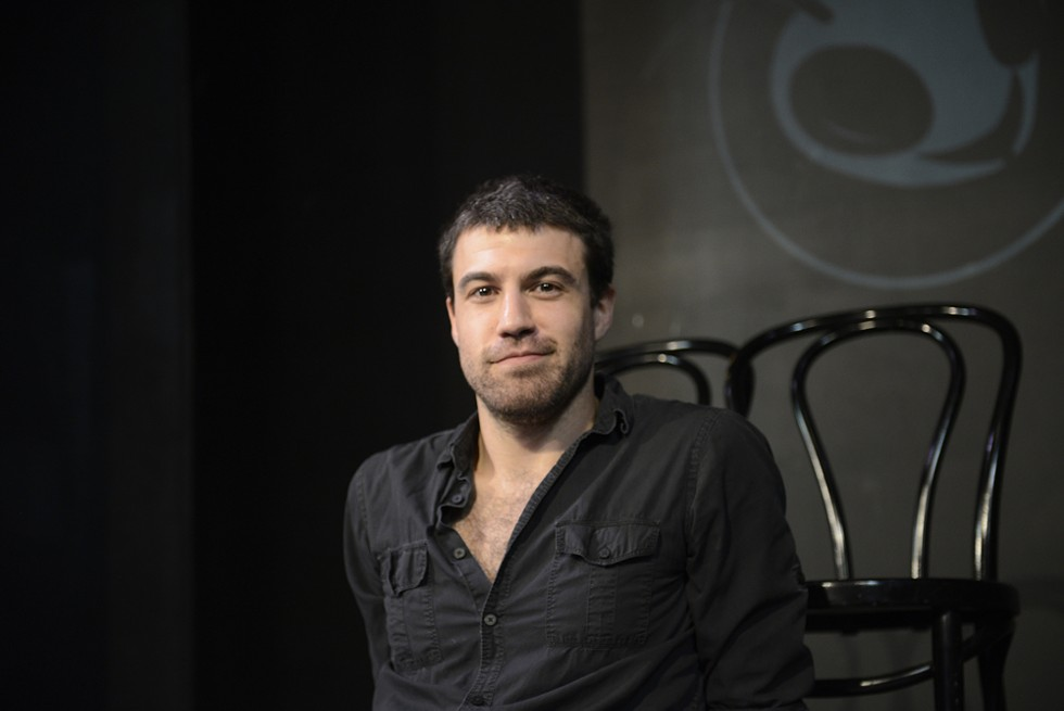 Darren Shelton, executive director of Planet Ant. - JERILYN JORDAN