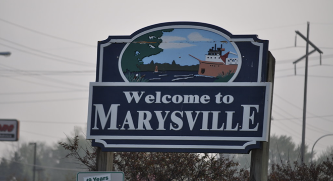 Welcome to Marysville: A city council candidate thinks this Michigan city should be unwelcome to people of color. - MICHIGAN MUNICIPAL LEAGUE, FLICKR CREATIVE COMMONS