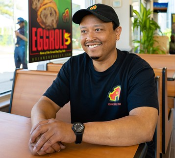 Under corned beef egg roll inventor Kim White's son Hasan, the chain has grown rapidly, now boasting eight locations across Detroit and Highland Park, and even more are planned. - NOAH ELLIOTT MORRISON