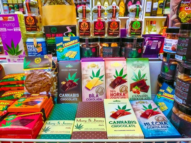 Marijuana edibles. - SHUTTERSTOCK.COM