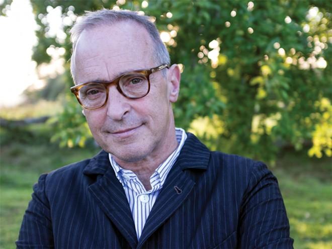 David Sedaris, Fisher Theatre, Oct. 23. - INGRID CHRISTIE