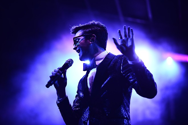 Mayer Hawthorne. - KAIOGRAPHY, WIKIMEDIA CREATIVE COMMONS
