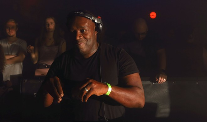 Kevin Saunderson. - RENE PASSET, FLICKR CREATIVE COMMONS