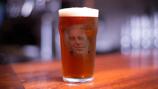 The truth is out there. - SHUTTERSTOCK/ EPSTEIN'S MUGSHOT