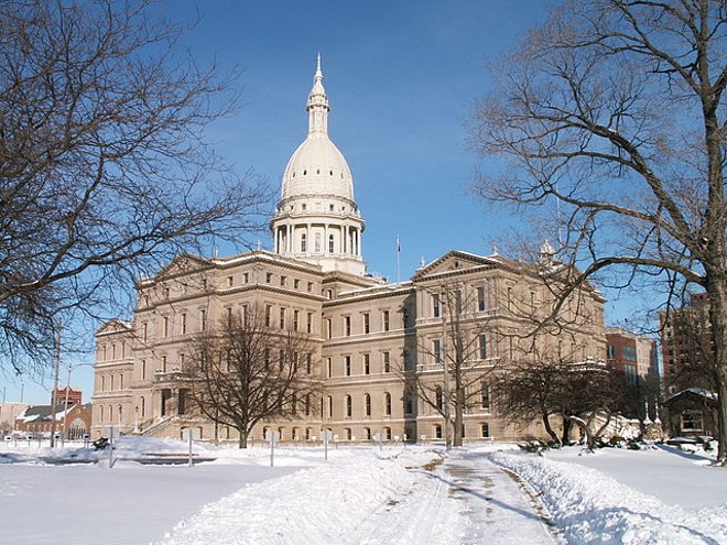 Some analysts contend Michigan lawmakers need to address unresolved funding issues after the winter recess. - PHILLIP HOFMEISTER/ WIKIMEDIA CREATIVE COMMONS
