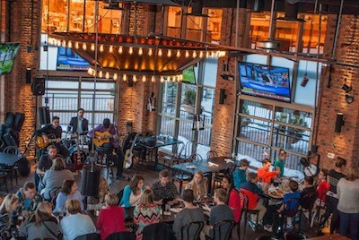 Nothing helps build a dining scene like chefs and brewers who share information and work together to open new restaurants. - PHOTO OF ROCHESTER TAP ROOM BY MARTY WATSON, SPECIAL TO METRO TIMES