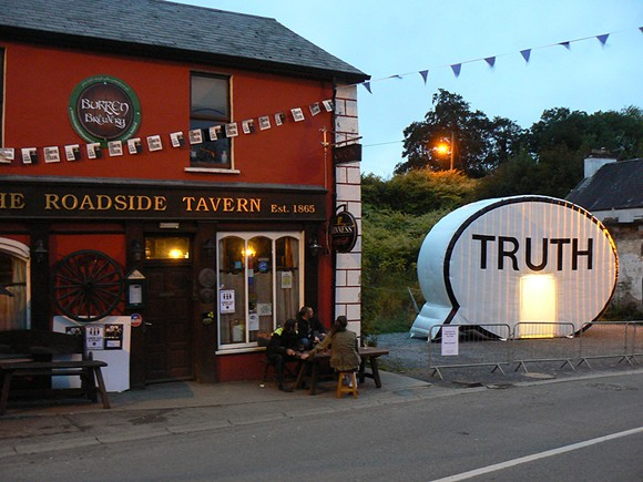 """Cranbrook Truth Booth"""" - COURTESY PHOTO"""