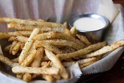 Crack fries with cheese from HopCat. - FACEBOOK