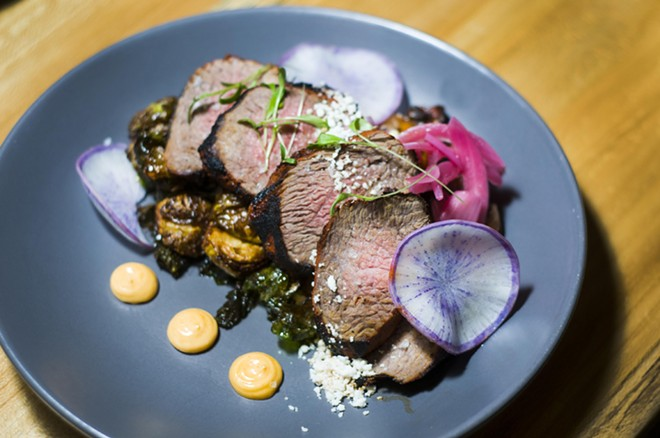 Smith & Co. is one of Detroit's best new restaurants