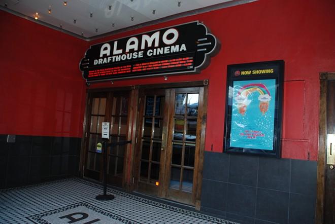 The Alamo Drafthouse theater in Austin, Texas. - RICARDO GARZA, SHUTTERSTOCK