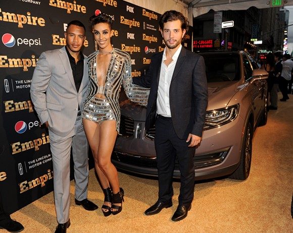 Empire season two premiere event in New York. - PR/PICTURE GROUP